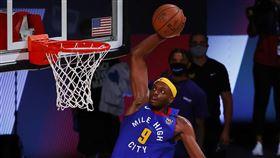 NBA/傳熱火有意補強金塊悍將 NBA,邁阿密熱火,丹佛金塊,Jerami Grant 翻攝自推特