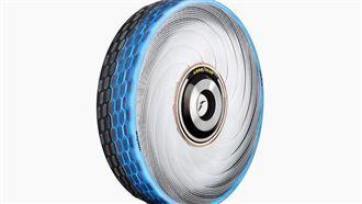 輪胎裝膠囊 終生不用換輪胎