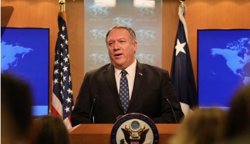 蓬佩奧會阿富汗和塔利班代表 促加快和談進度