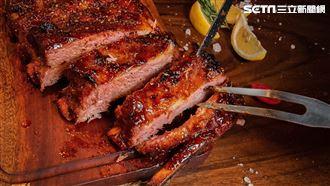 肉控必吃!半隻豬的超級火烤豬肋排