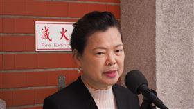 經濟部長王美花。(圖/記者陳政宇攝影)