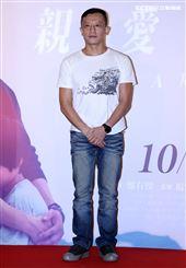 楊雅喆出席「親愛的房客」首映會。(記者邱榮吉/攝影)