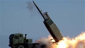 M142高機動性多管火箭系統、「海馬士」多管火箭系統 圖/翻攝自自維基百科