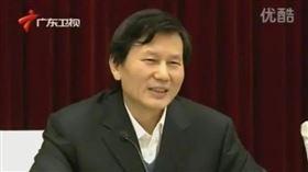 人民日報社長 庹震(圖/翻攝自文匯網、廣東衛視」