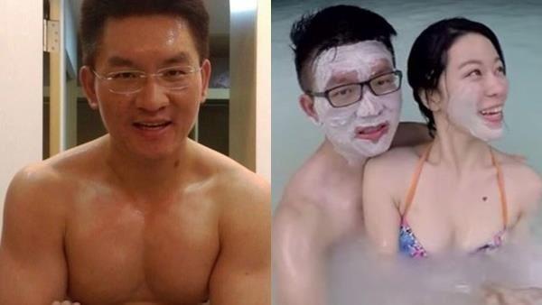 下海拍片內幕曝 童仲彥自豪體力驚人