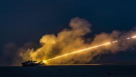 M142高機動性多管火箭系統(M142 High Mobility Artillery Rocket System),簡稱「海馬斯」(HIMARS) (圖/翻攝自美國陸軍官網)