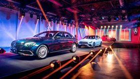 ▲Mercedes-Benz E-Class(圖/Mercedes-Benz提供)