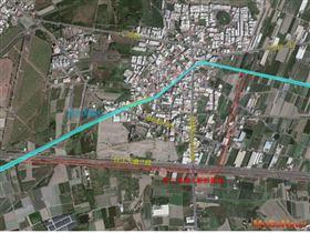 安南區曾文溪排水支線十二佃箱涵辦理都市計畫變更,減少地方水患風險(圖/台南市政府)