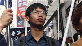 港國安處首度逮人 學生動源前召集人鍾翰林被捕香港警務處國家安全處29日晚拘捕泛民主派組織「學生動源」前召集人鍾翰林,理由是涉嫌「煽動他人分裂國家」。這是依「港區國安法」成立的港警國安處成立以來,首度採取拘捕行動。(資料照片)中央社記者張謙香港攝 109年7月29日