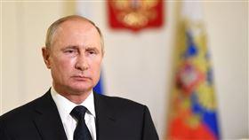俄羅斯總統蒲亭表示,目前沒有建立俄羅斯、中國軍事同盟的必要,但也提到未來有形成的可能。(圖/翻攝自twitter.com/KremlinRussia_E)