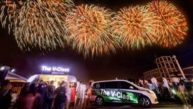 ▲Mercedes-Benz《The V-Class星動之旅 2.0》(圖/Mercedes-Benz提供)