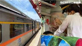 台鐵列車,民眾問列車員宜蘭還是羅東先到