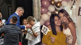 NBA/肥宅之光!約基奇娶超正女友 NBA,丹佛金塊,Nikola Jokic,減重,塞爾維亞,女友,結婚 翻攝自IG