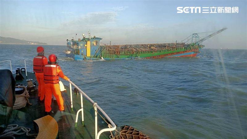 中國抽砂船頻頻違法越界 行政院拍板將重罰8千萬、關7年