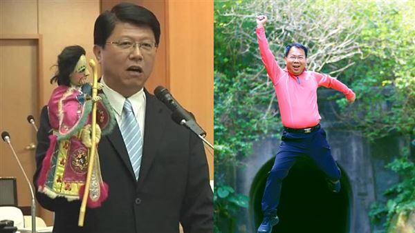不能欠過年!賭輸民進黨議員 謝龍介明下午赴台中跳溪
