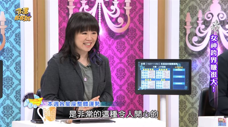 運勢 中 日 新聞