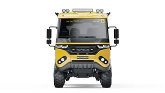地表最悍校車 越野能力媲美軍用卡車
