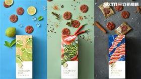 水根肉乾推出全台首創的「青花椒肉乾」(圖/品牌提供)