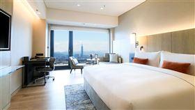 台北萬豪酒店,業者提供