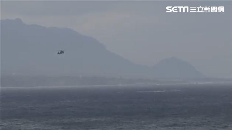 新/上尉朱冠甍殉職!戰機失去動力 起飛2分鐘就墜海