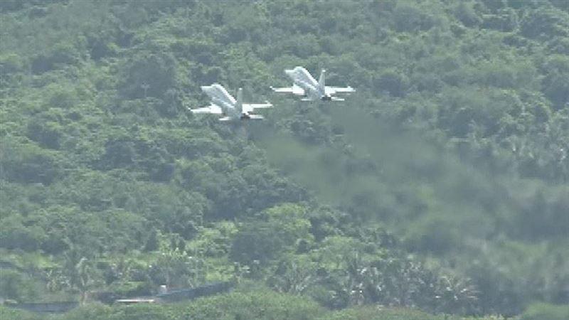 快訊/慟!F-5E戰鬥機台東卑南墜海 飛官朱冠甍殉職