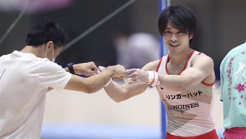 疫情後首場國際友誼賽 日本奧運體操金牌內村航平賽前確診