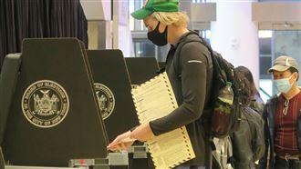 搖擺州百萬選票未寄回 選舉官員急了
