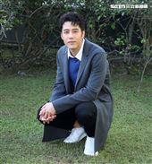 胡宇威三立新聞網專訪。(記者邱榮吉/攝影)