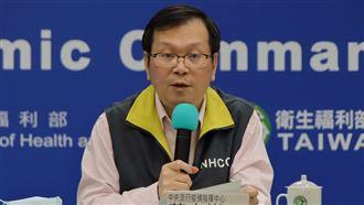 星媒指台灣輸出病例 莊人祥出面反擊