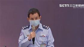 空軍司令部參謀長黃志偉中將。