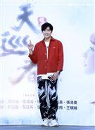 賀軍翔出席天巡者見面會(圖/記者邱榮吉攝影)