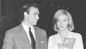 《007》初代詹姆士·龐德逝世 史恩康納萊 圖/美聯社/達志影像