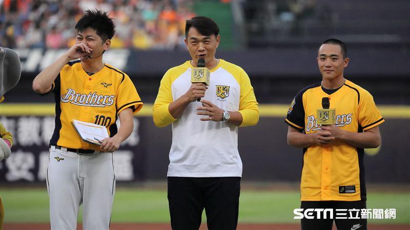 彭政閔成立私人棒球訓練中心 王金勇、吳昇峰當教練
