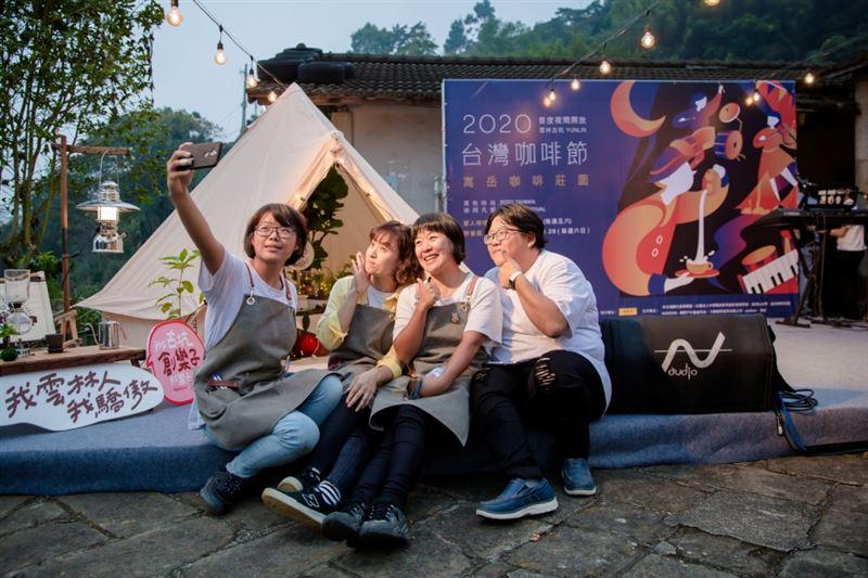 最新世界咖啡冠軍領軍 首創「露營野餐風」咖啡市集