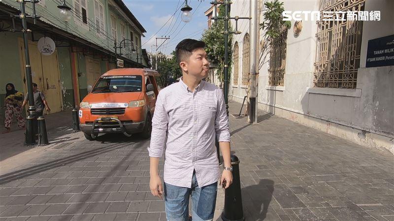 世界微光/台灣青年花上百萬重建古蹟 帶動老街區文藝復興