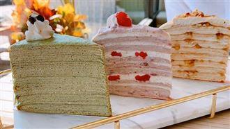 IG紅什麼/必吃!全台最高千層蛋糕