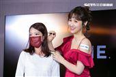 吳姍儒出席CAROME新品上市記者會。(圖/記者楊澍攝影)