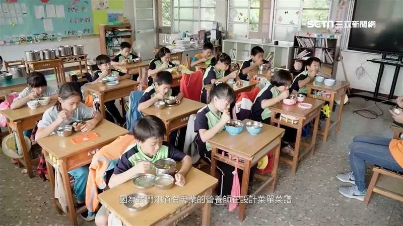 學生健康政府把關!學校午餐全採國產食材