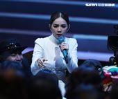 Ella陳嘉樺首場個人大型巡迴「艾拉秀」首戰台北流行音樂中心登場。(記者邱榮吉/攝影)
