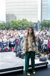田馥甄《田簽名會》台北站記者會。(圖/記者楊澍攝影)