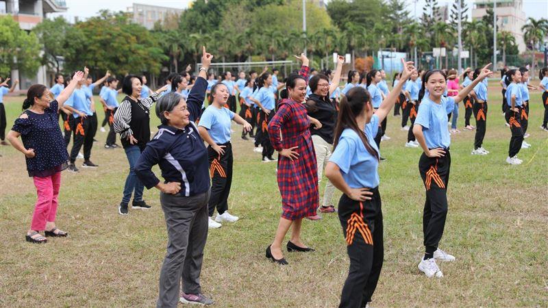 台中青年高中編舞 助攻國片電影宣傳