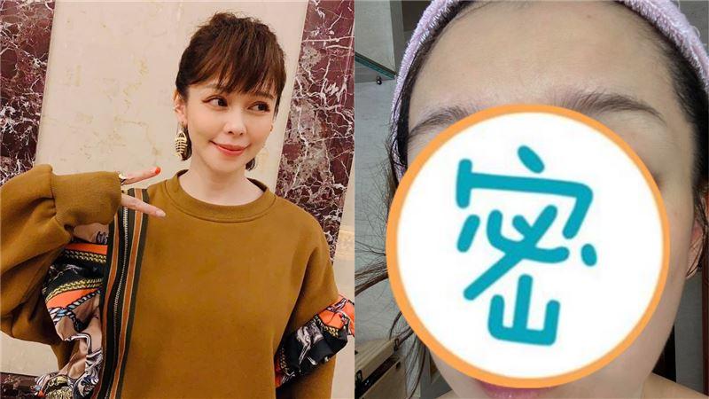 徐若瑄5度帶妝睡 一卸膚況震撼全網