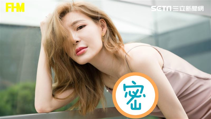 孟慶而爆乳登FHM 街拍險惹暴動!