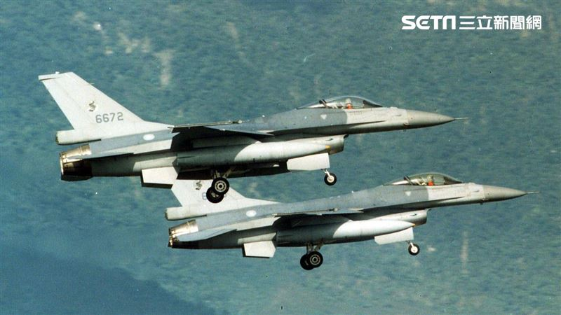 最新/F-16飛官上校失聯6天 驚傳同隊機工長營內輕生