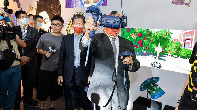 TCCF開展!台灣創意內容盛會登場