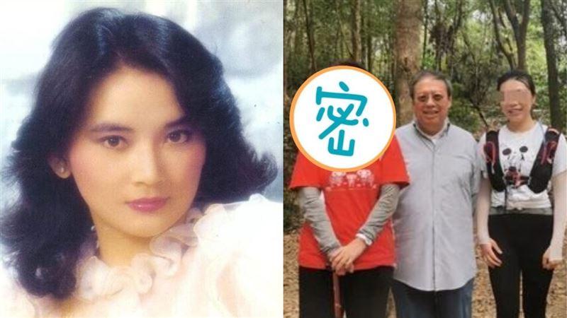 曾和林青霞齊名 62歲胡慧中近況曝