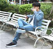 陳昊森三立新聞網專訪。(記者邱榮吉/攝影)
