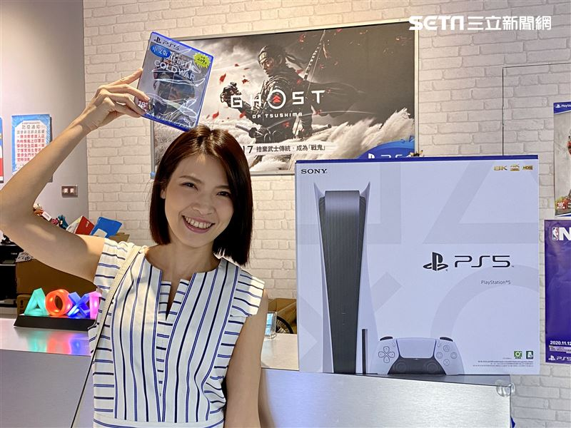 獨/為了PS5!甜美人妻排隊3小時:買給老公的驚喜