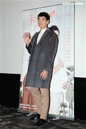 郭書瑤、禾浩辰、李至正、劉品言出席《未來媽媽》特映會。(圖/記者楊澍攝影)