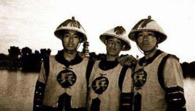 清朝軍服上的「兵、勇」有何不同?
